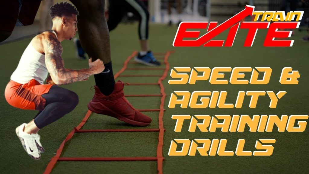 Top Speed and Agility Drills | Workouts for Football Soccer Boxing Basketball etc. | Kids & Adults