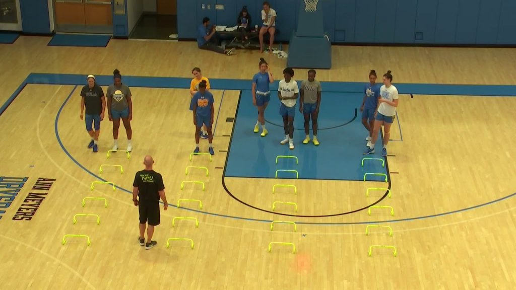 Agility and Footwork – Day 2