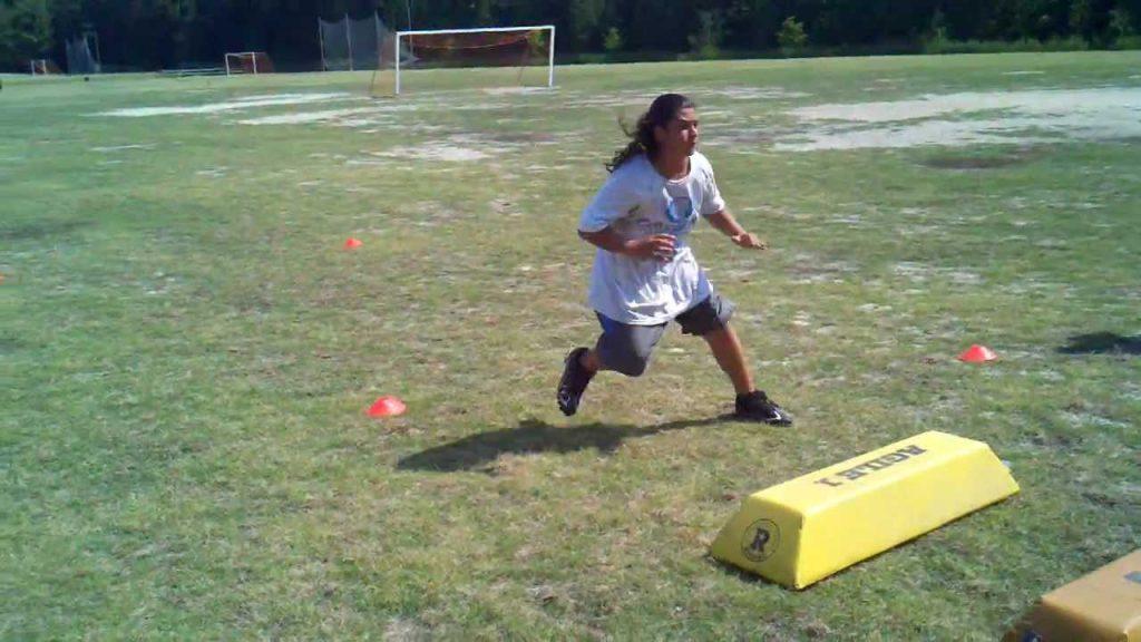Agility Bag Drills – Shuffle for Youth Football