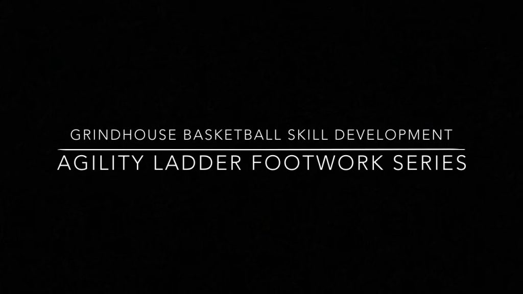 How to become a better basketball player: Agility Ladder