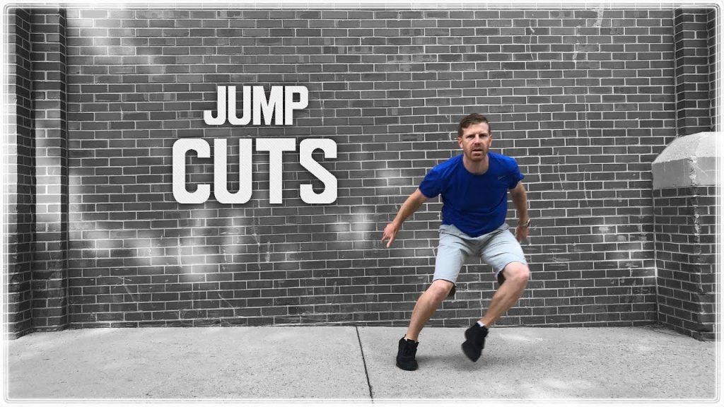 How To Jump Cut | Jump Cuts – Football Agility Training