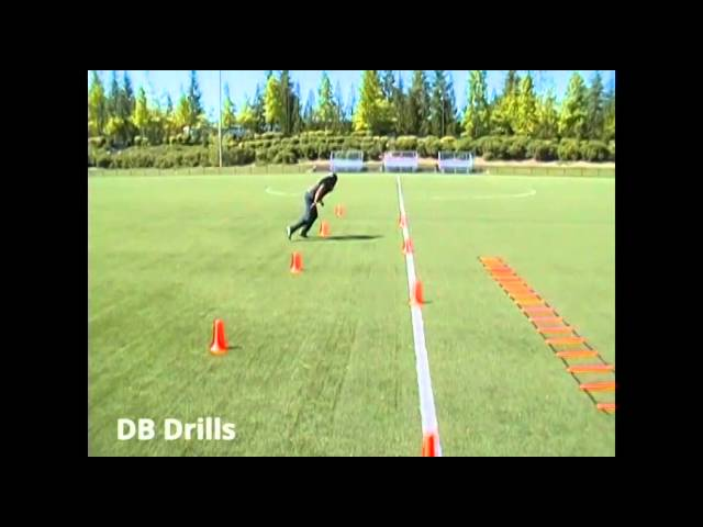 Pro Baller Fitness Speed Agility & DB Drills
