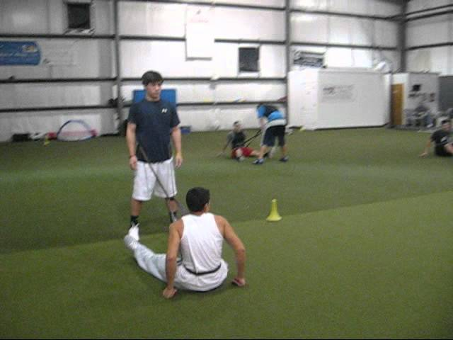 Football Speed and Agility part 1