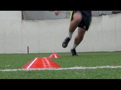 Pro Agility Drill | How To Increase your Overall Speed | 5-10-5