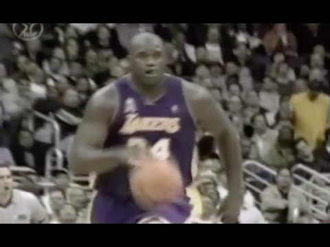 Shaquille O'Neal – Blazing Speed + Quickness