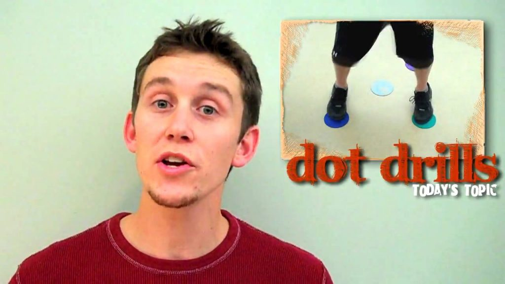 """Dot Drills for Quickness!"" — Chase from ShotScience Basketball Answers Your Questions"
