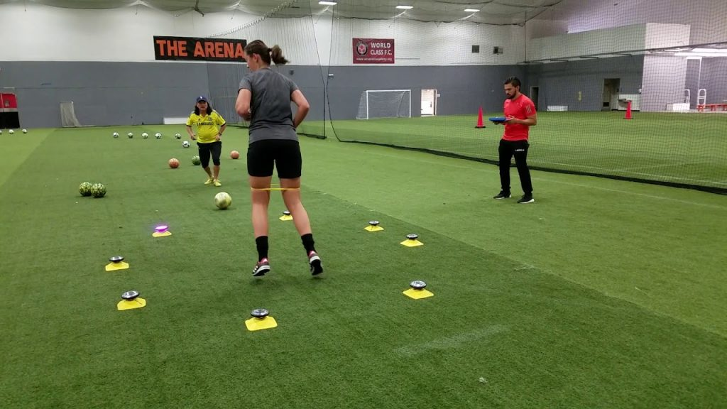 FITLIGHT | Ada Choinski | Speed and Agility Training