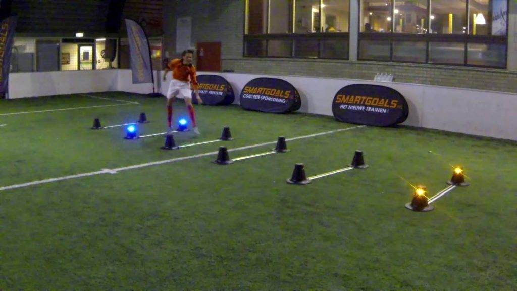SmartGoals Football – Recovery & Agility Training