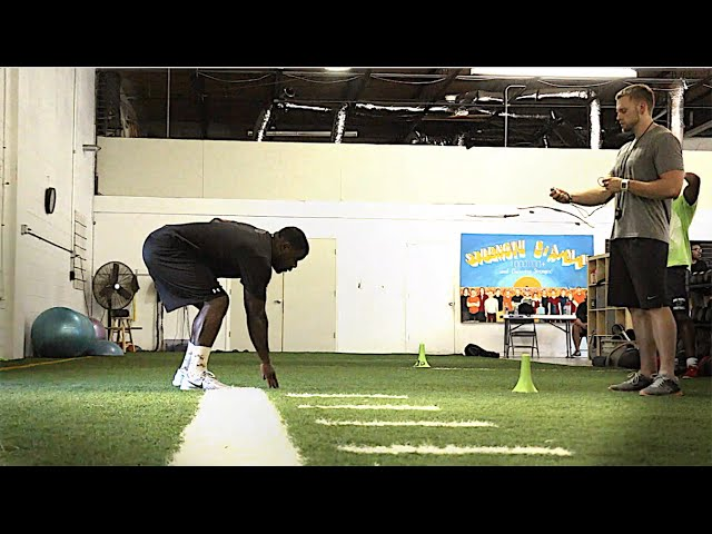 Agility & Upper Body Athletes Training | Overtime Athletes