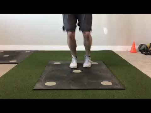 5 Dot drills for better quickness and agility