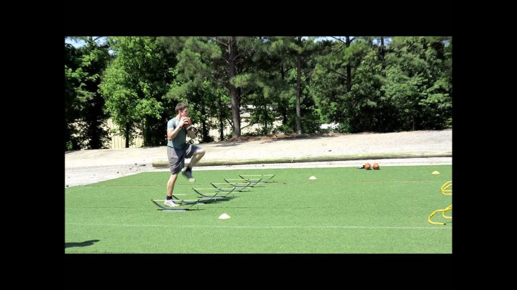 Kinetic Prototype Sports- Football speed & agility training