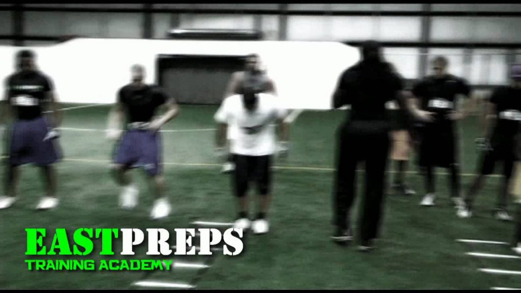 East Preps Combine Training Academy Speed  Strength Agility Football Training