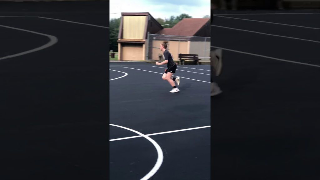 Agility and Conditioning Obstacle Course (Basketball geared)