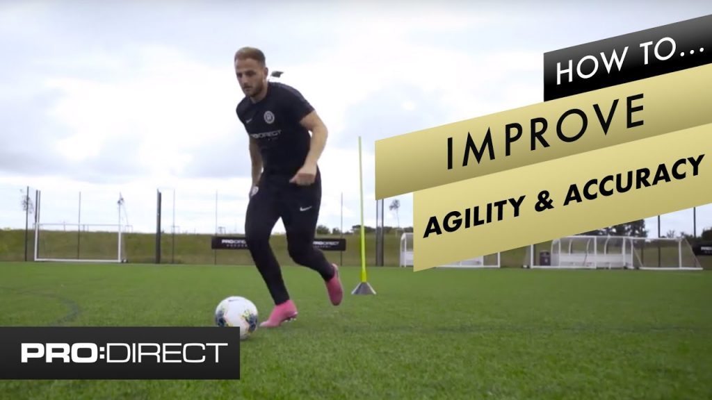 How to Improve Agility and Accuracy | Learn Soccer Football Tutorial
