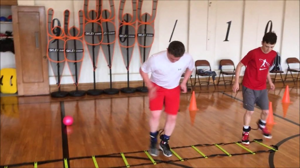 90/10 Training: Speed and Agility Workout