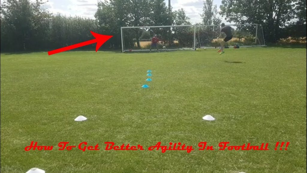 How To Get Better Agility In Football !!!