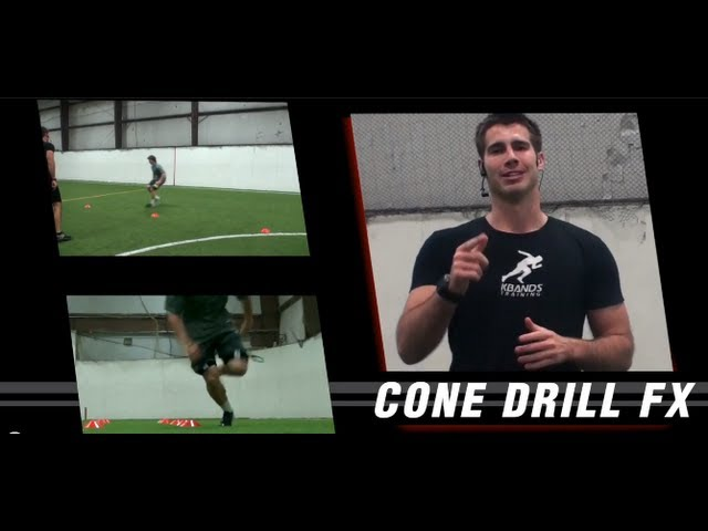 Cone Drill FX | Speed and Agility Training