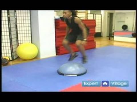 Agility Training Exercises & Techniques : Balance Techniques & Exercises