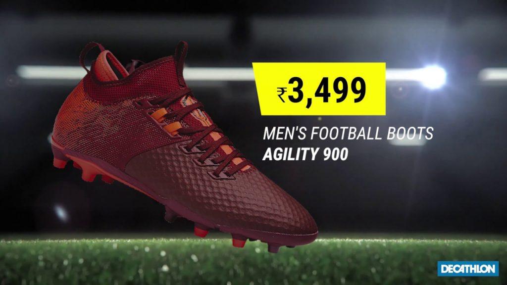 Agility 900 Football Boots
