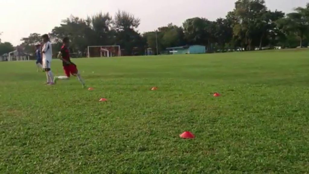 Football Talent Asia – Lite Speed and Agility Training