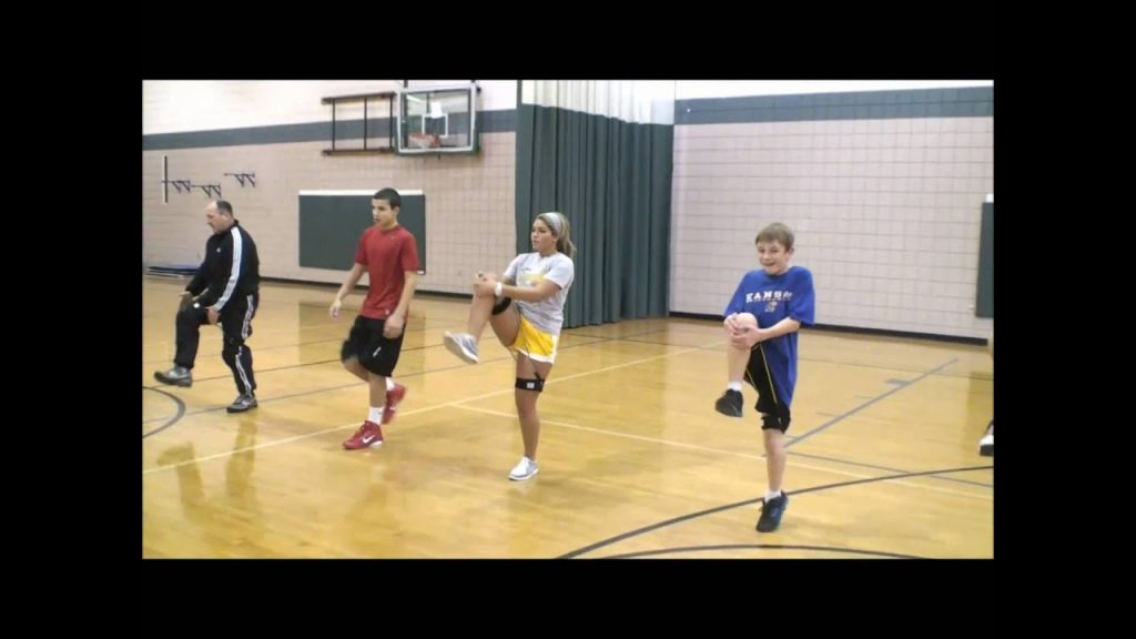Speed and Agility training for young Athletes