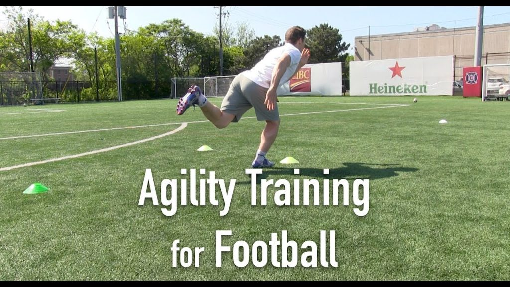 Agility Training for Football