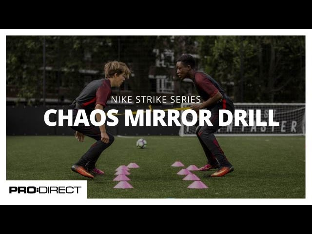 Chaos Mirror Speed & Agility Drill presented by Pro:Direct Play@PlayFootball