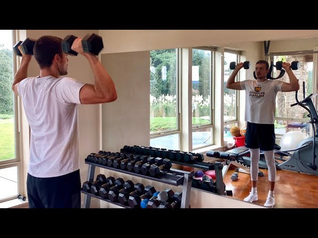 The Workout That Made Me A D1 Basketball Player!