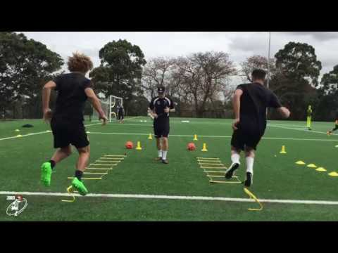 Speed, Agility, balance, ball mastery & quick feet with and without the ball – Joner 1on1