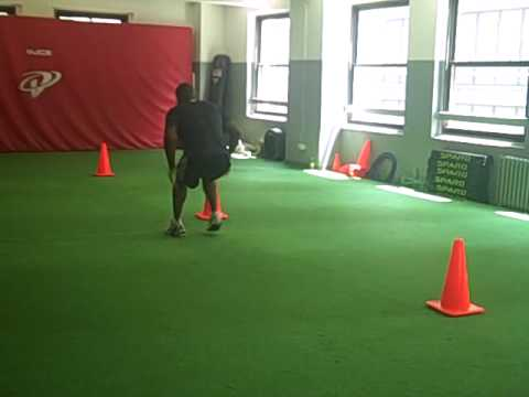 Football Agility Training