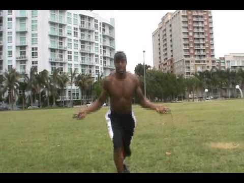 Dre Baldwin: Jumper Ropes | Stamina Endurance Agility Drill Workout