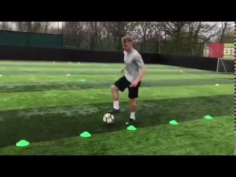 Football Skills, Drills and Agility Training
