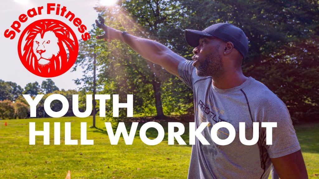 Basketball Hill Workout (Speed, agility, change of direction) conditioning by Lyonel Anderson