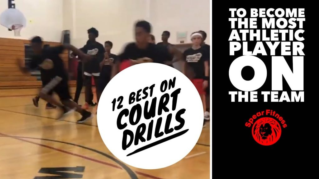 12 Best Basketball Drills to Increase Speed and Agility (YOUTH) by Lyonel Anderson