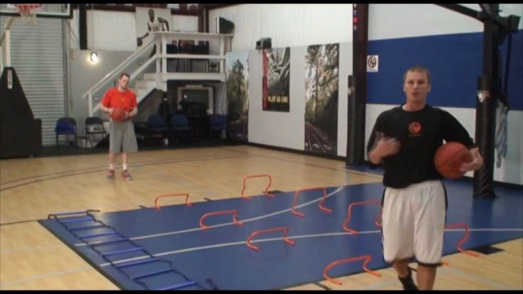 OHoops Footwork and Agility