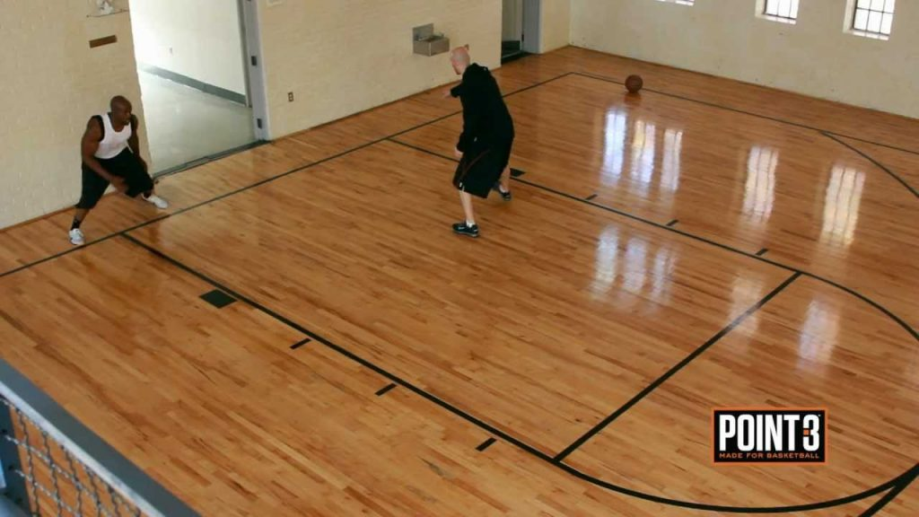 POINT 3 Alpha Training Series – Agility Exercises: LANE AGILITY DRILLS