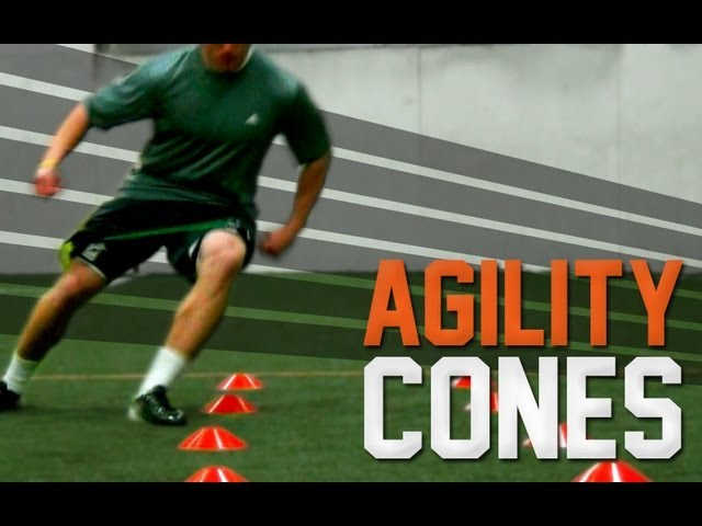 Speed and Agility Cones | Increase Speed | Cone Drill FX