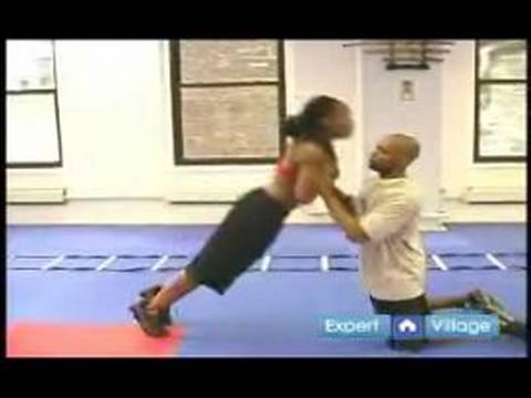 Agility Training Exercises & Techniques : How to Fall Into Partner