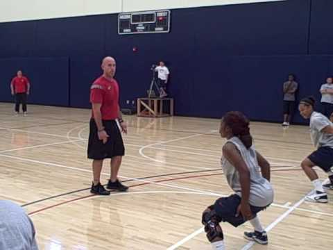 Arizona Wildcats Agility Workout1