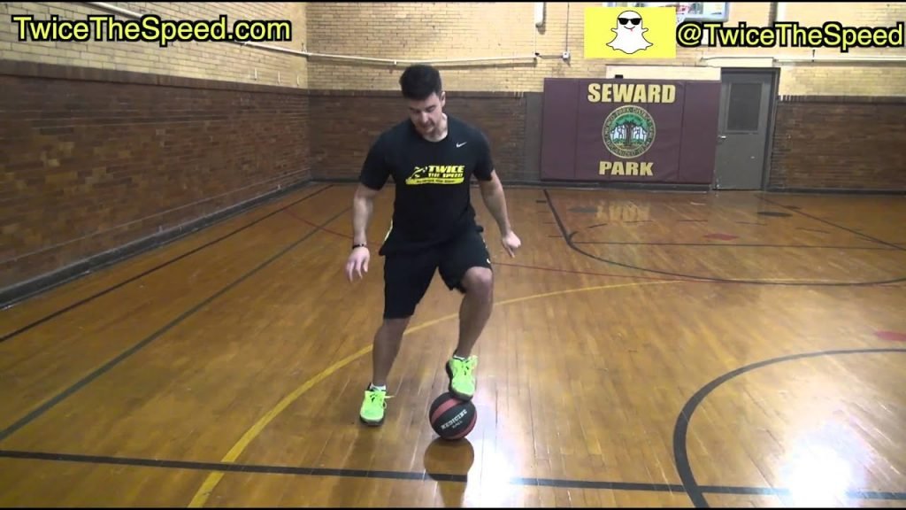 """Speed and Agility Drills"" for ""First Step Quickness"""