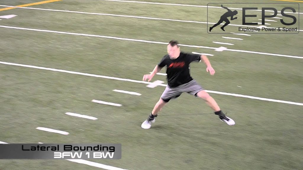 Lateral Resistor – Instructional Drills Video (Increase Agility and Quickness)