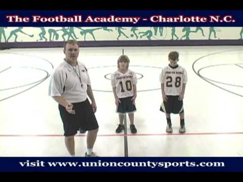 Football Camp in Charlotte North Carolina – Speed & Agility Training