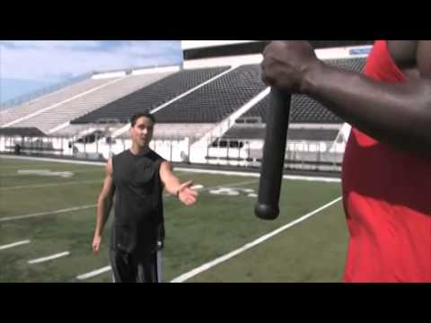 Football Drills Agility and Explosiveness