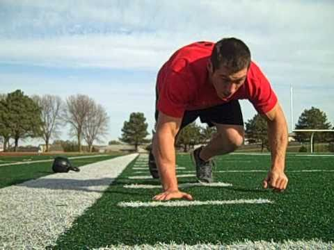 Kettlebell Workout For Speed and Agility