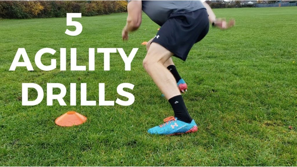 The 5 Agility Drills You NEED to Be Doing