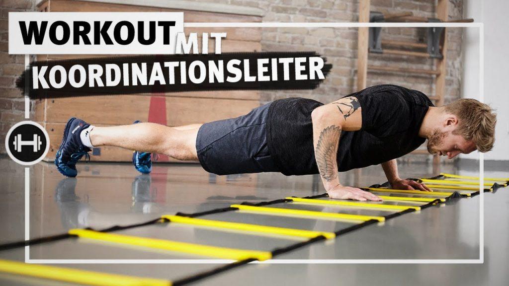 Workout mit Koordinationsleiter | Koordination & Beweglichkeit | Sport-Thieme