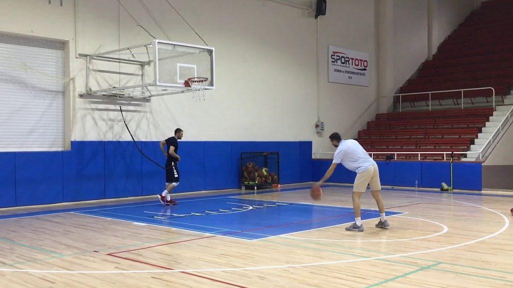 Footspeed & Agility Drill | Basketball