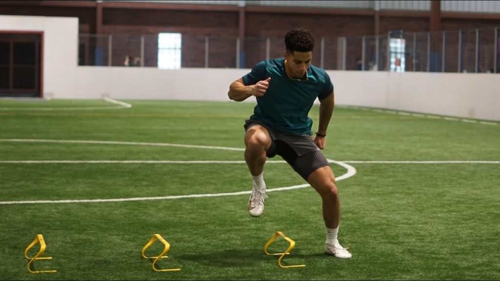 Explosive Agility Workout🔥 BURNING FAT & BECOMING A BETTER ATHLETE