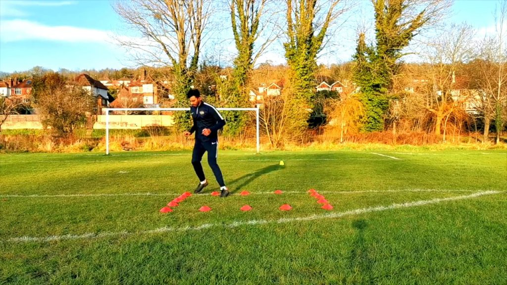 Agility Training for Football/Soccer