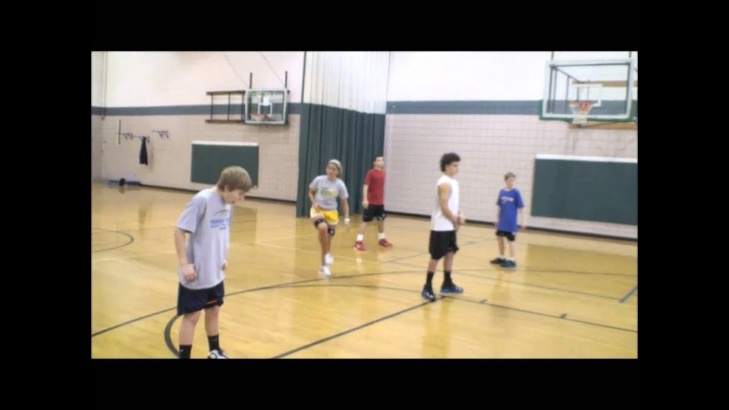 Speed and Agility – Young Athletes using Kinetic Bands
